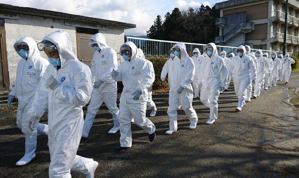 """""""Nekaltas virusas"""" ir jo mutacijos: ar pasauliui gresia pandemija? (nuotr. SCANPIX)"""