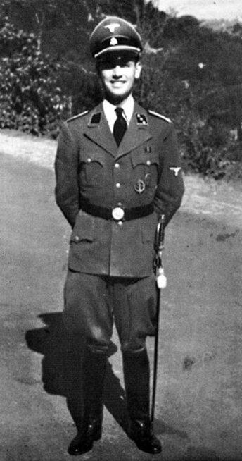 Erichas Priebke (nuotr. Wikipedia)