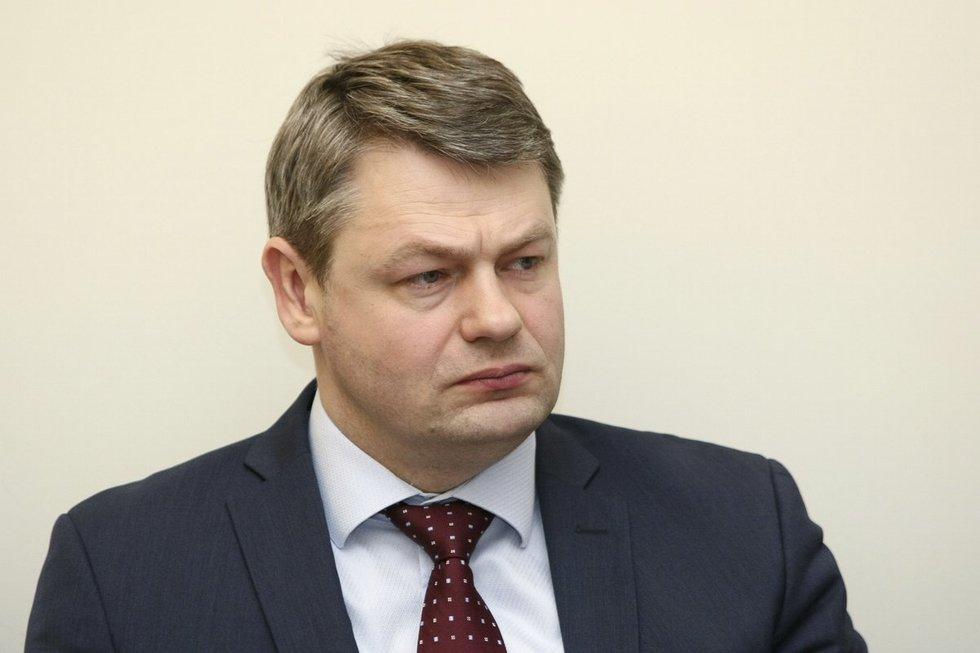 Nerijus Udrėnas (Fotobankas)