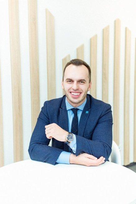 Tomas Rusakas (nuotr. bendrovės)