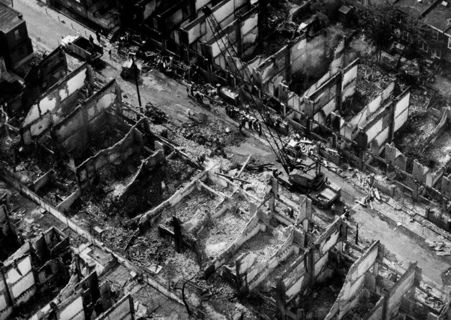 Valdžia numetė bombą ant savo miesto rajono? Dar neseniai taip iš tiesų įvyko (nuotr. Vida Press)