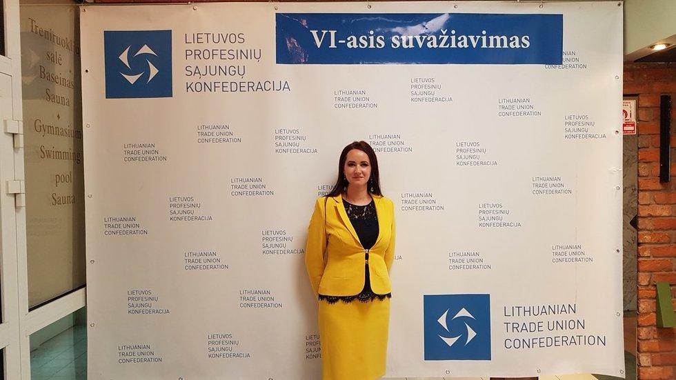 Inga Ruginienė (nuotr. asm. archyvo)