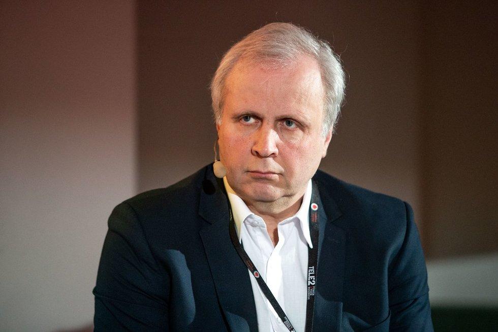Albinas Januška (nuotr. fotodiena/Justino Auškelio)