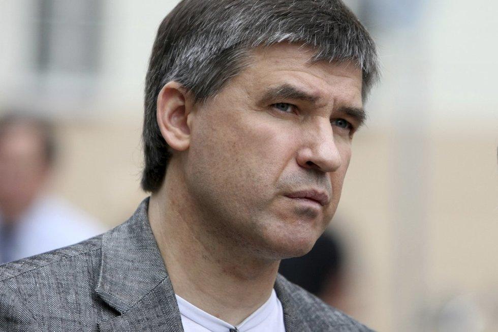Alvydas Medalinskas (Fotobankas)