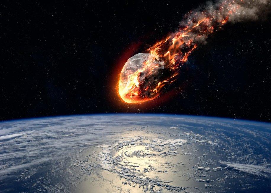 Šalia Žemės nardantys asteroidai: kokie egzistuoja išsigelbėjimo būdai? (nuotr. Fotolia.com)