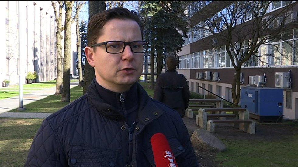 Arijus Katauskas (nuotr. TV3)