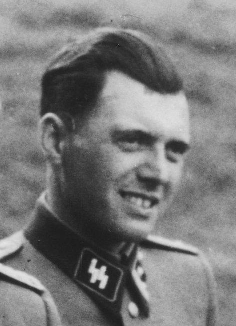 Josefas Mengelė (nuotr. Wikipedia)