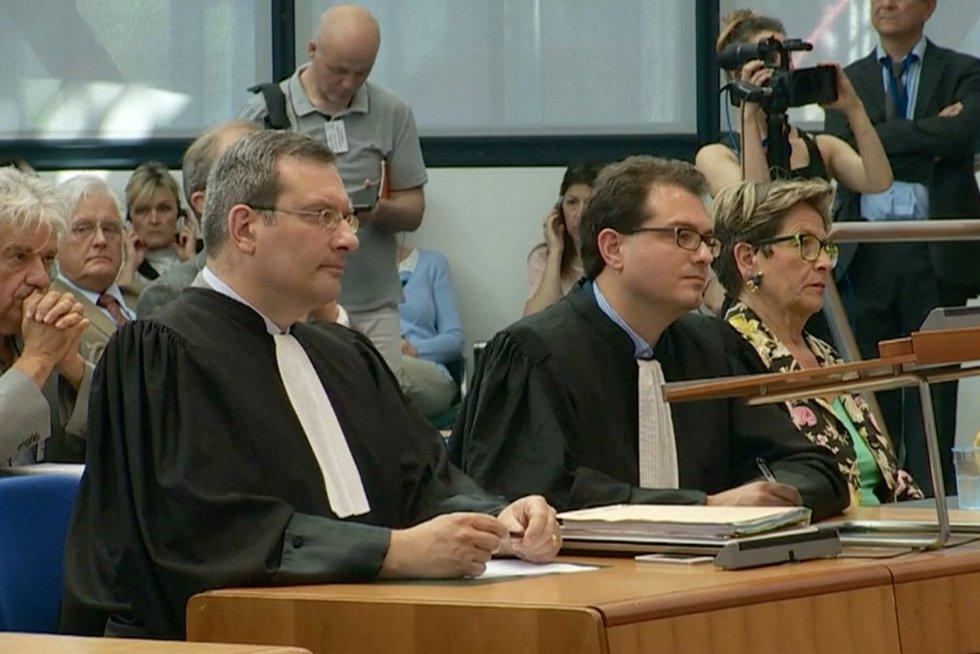 Teismas Prancūzijoje