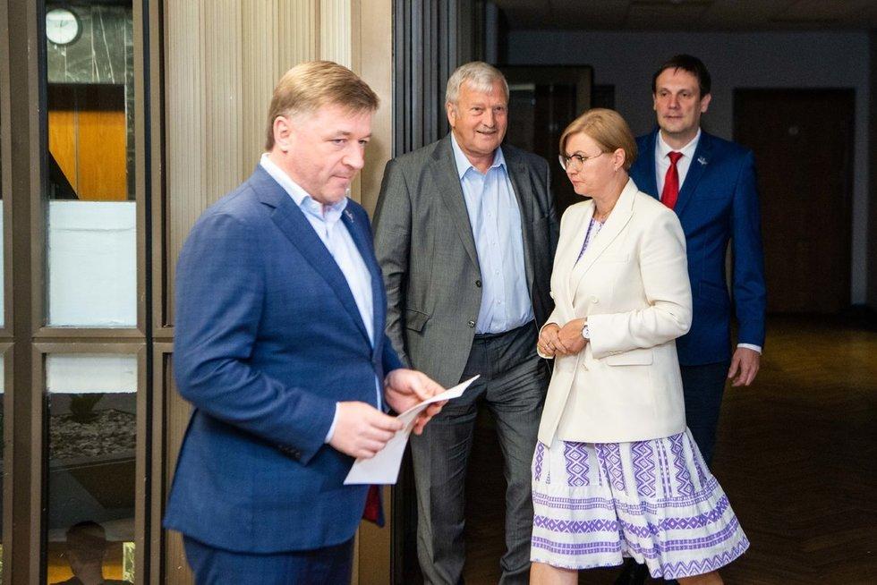 Ramūnas Karbauskis (nuotr. Fotodiena/Justinas Auškelis)