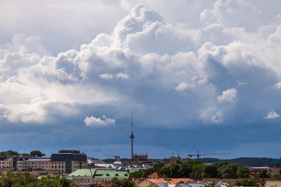 Vilnius (nuotr. Fotodiena/Justino Auškelio)