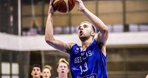 A. Kalogiros žais Vilniuje (nuotr. FIBA)