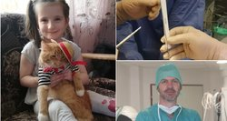 Medikai 6-metei Adrijanai sukūrė stebuklą: tai darė pirmą kartą Lietuvoje