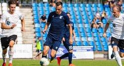 Lietuvos futbolo padangėje – įtarimai dėl galimai sutartų rungtynių