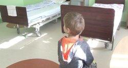 Po karantino – liūdnas vaizdas: dalyje ligoninių vaikų ligų skyriai ir nebeatsidarys