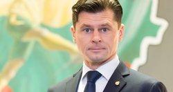 LFF prezidentu perrinktas Danilevičius: stengsiuosi daryti viską, kas mano jėgose