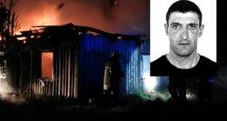 Aiškėja detalės apie gaisrą Raseinių rajone: įtariamasis buvo teistas už išžaginimą