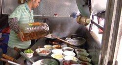 Kinijos gatvės maistas: šiame rajone lietuviams patariama nevalgyti