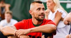 """""""Vyčio-Gulbelės"""" treneris Novickas: patys kalti, o """"Juventus-Uniclub"""" pajėgūs eiti dar toliau"""