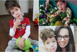 Iš mamos ligą paveldėjęs Vilius – vienintelis toks Lietuvoje: sulaukia skaudžių praeivių žvilgsnių