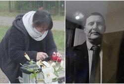 Vyro netekusi Vilija netveria skausmu: Covid-19 testo rezultato laukė iki kol Arūnas mirė