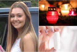 Sugniuždyta mama įspėja kitas: dukros mirtį sukėlė tamponas
