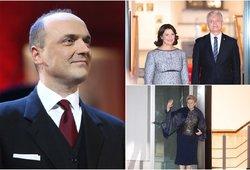 Iš Drukteinio lūpų – patarimai Nausėdienei ir kritikos strėlės Grybauskaitei