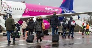"""Wizz Air"" (Vygintas Skaraitis/Fotobankas"