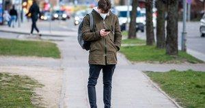 Telefonas (nuotr. Fotodiena/Justino Auškelio)