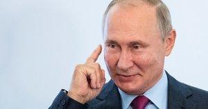 Vladimiras Putinas (nuotr. SCANPIX)