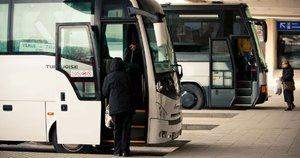 autobusų stotis Andrius Ufartas/Fotobankas