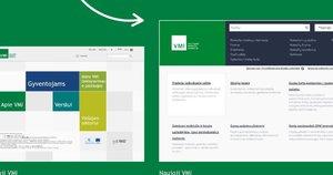 Pristatyta nauja VMI svetainė (nuotr. Organizatorių)