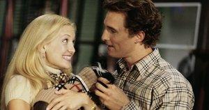 Kate Hudson ir Matthew McConaughey  (nuotr. SCANPIX)