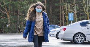 Koronavirusas plinta Lietuvoje (nuotr. Fotodiena/Justino Auškelio)