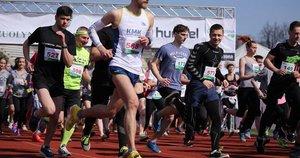 Ąžuolyno bėgimas (nuotr. Organizatorių)