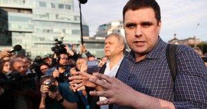 Kovos su Kremliumi epicentre – lietuvių kilmės politikas (nuotr. SCANPIX)