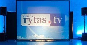 """Parduodama """"Lietuvos ryto"""" televizija (Tomas Lukšys/Fotobankas)"""