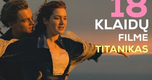 """""""Titanikas"""" (nuotr. Organizatorių)"""