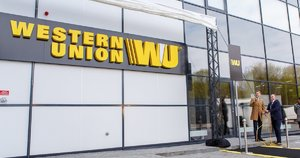 Western Union (nuotr. bendrovės)
