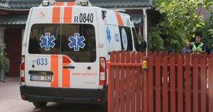 Greitosios medicinos pagalbos automobilis (asociatyvi nuotr.) (nuotr. Broniaus Jablonsko)