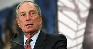 Michaelas Bloombergas (nuotr. SCANPIX)
