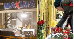 """2013-aisiais įgriuvus """"Maxima"""" parduotuvės stogui, žuvo 54 žmonės (nuotr. SCANPIX)"""