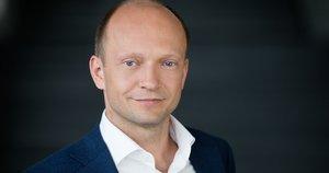 Nerijus Mačiulis (Swedbank nuotr.)