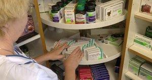 vaistai (nuotr. stop kadras)