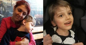 Penkiamečiui Vėjukui vaikystė itin sunki  (nuotr. asm. archyvo)