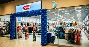 """""""Pepco"""" parduotuvė (nuotr. Organizatorių)"""
