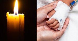 Prakalbo mirusio septynmečio mama  (tv3.lt fotomontažas)