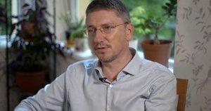 Mindaugas Sėjūnas (nuotr. stop kadras)