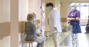 Medikai jau sulaukia peršalusių: įspėja – dabar svarbu stiprinti imunitetą (nuotr. stop kadras)