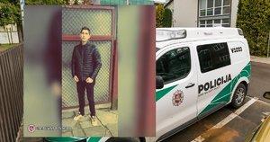 Policija ieško Aivaro Benosenko (nuotr. tv3.lt fotomontažas)
