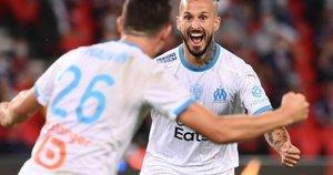 """""""Marseille"""" įveikė PSG (nuotr. SCANPIX)"""